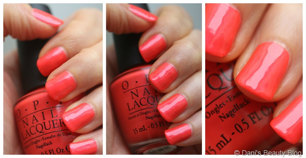NOTD vom 10.09.2014 - OPI - Nail Lacquer - NLN38 Down to the Core-al