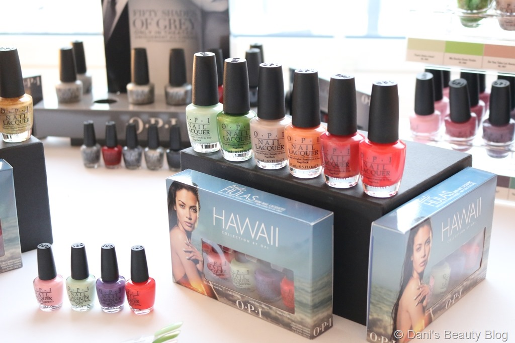 OPI - Hawaii Collection Spring/Summer 2015