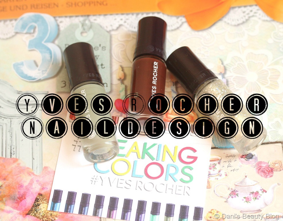 yves rocher blogparade speaking colors mini naildesign. Black Bedroom Furniture Sets. Home Design Ideas