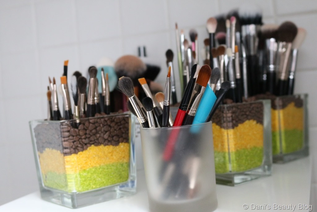R ckblick make up aufbewahrung dani 39 s beauty blog for Dekosand ikea