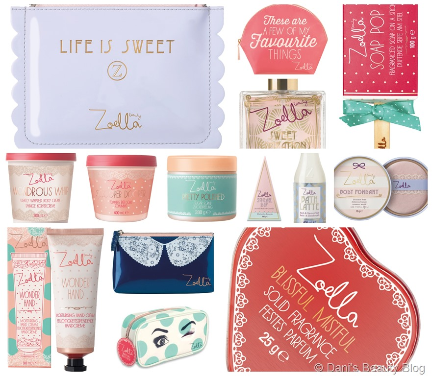 ... : Schaebens, beautypress, Zoella Beauty, belixos | Dani's Beauty Blog