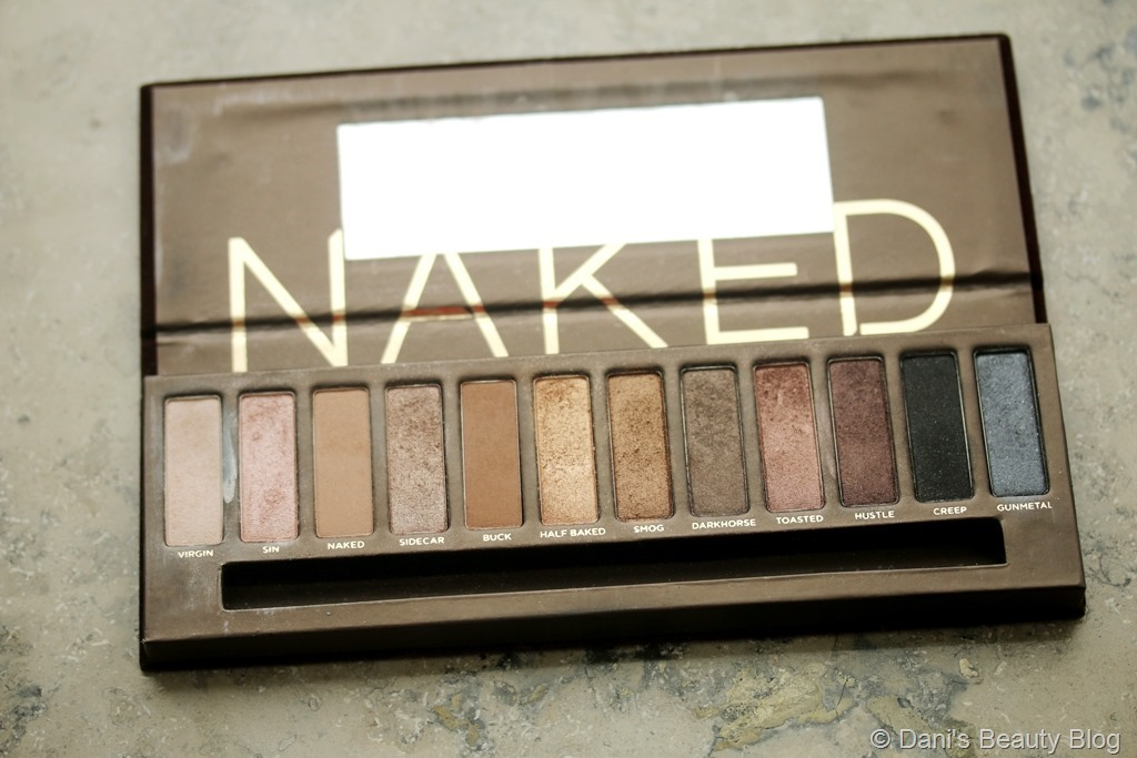 Urban Decay – Naked Eyeshadow Palette