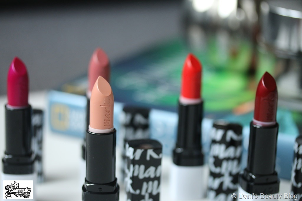 mark. by AVON - EPIC LIP der ultimative Lippenstift (2)