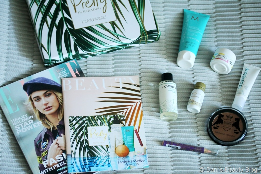 Lookfantastic Beauty Box Juli 2017  (3)