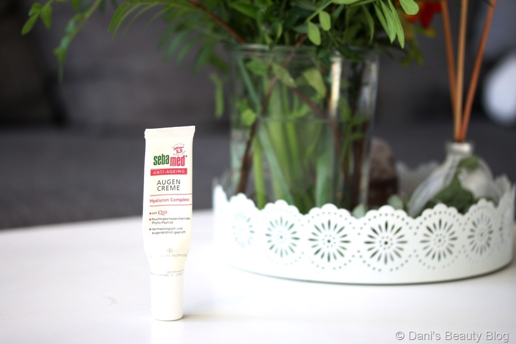 sebamed - Augencreme