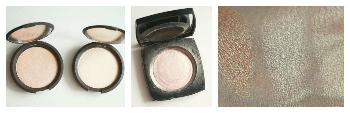 BECCA – Shimmering Skin Perfector Pressed – Champagne Pop Moonstone Chanel – Illuminating Powder – Poudre Signée de Chanel+