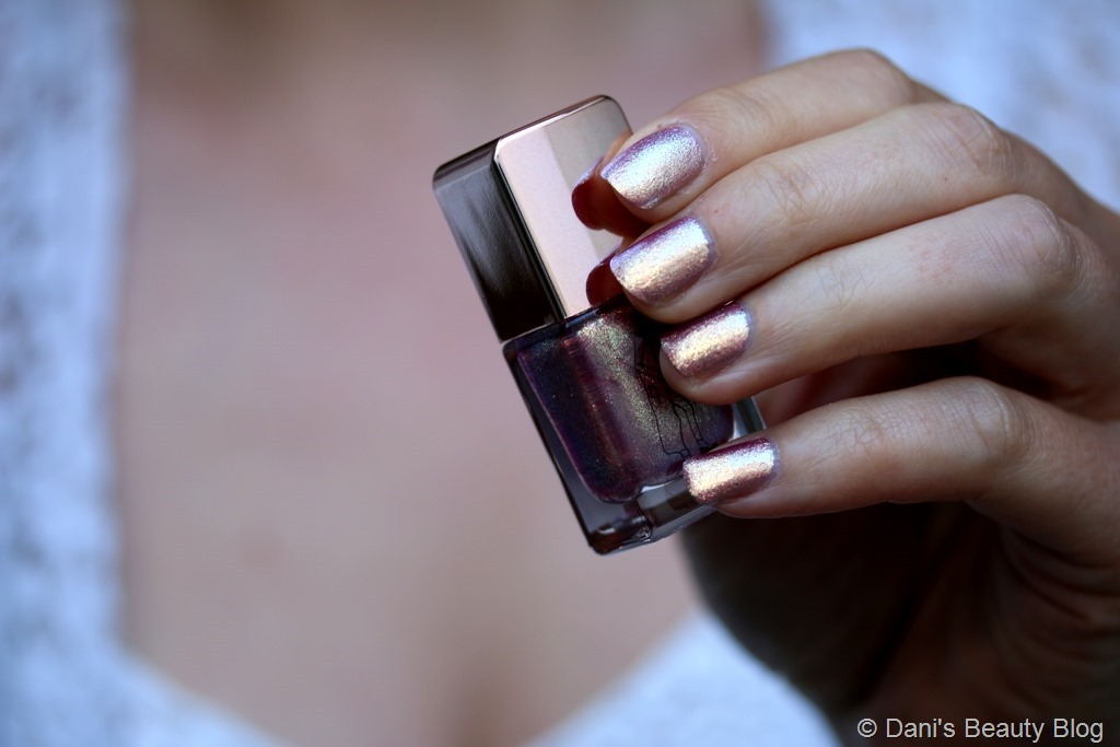 NOTD vom 15.07.2018 Catrice – Fashion ICONails LE – C04 Dress to Impress