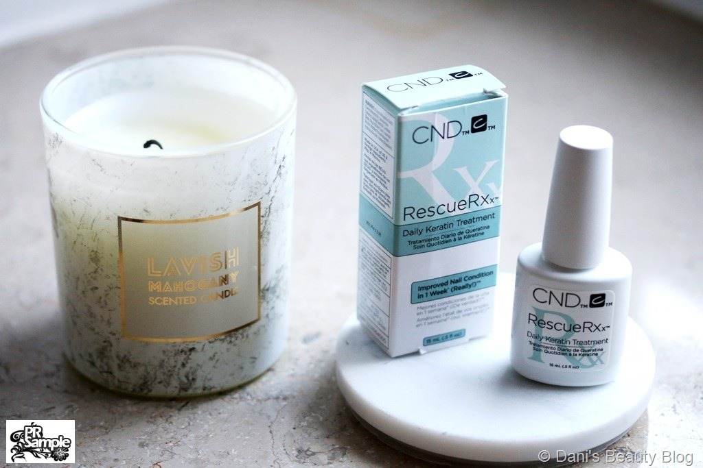 CND – Rescue Rx – Daily Keratin Treatment