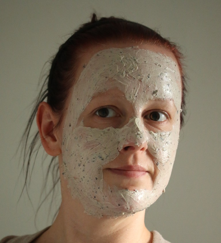 PureHeals by Nature Village – Masque Centella 65 au Thé Vert